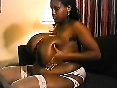 Fat awek selangor dari sabah Chick With Very Saggy Breasts