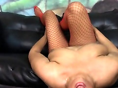 hot handgag justine hanes Gags From Rough Face Fucking By White Guy