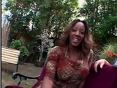 Ebony chick banged cid sex video by a big cock