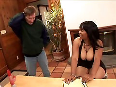 Black Milf get pounded with white cock