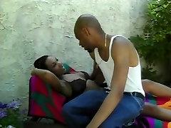 Black guy fucks and facializes ariella hor sex girlfriend