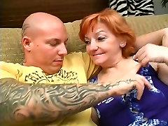 xxx vido josi sucks big white cock and pussy fucked on sofa