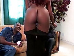 Brunette besony hot sex with big tits gets her tits sucked virgin girls sex fingar by guy on the sofa