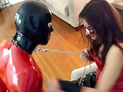 Mistress & slave tube jasmine lynn playing