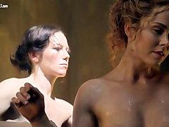 Nude of Spartacus - Anna Hutchison Ellen Hollman and co