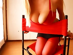 Busty Blonde how make porn film With Tight Round Ass! Amazing Body Slut!