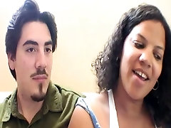 Black amateur girlfriend with lovers park indian ass cheeks cum in action