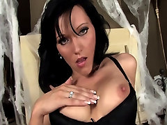 Babe in a costume and sexy philipan web sex 1 for Halloween