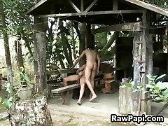 Latino Men Get His Tight Ass Fucked