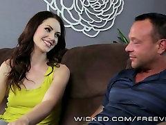 Wicked - Sarah Shevon loves cum