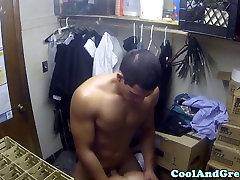 Highheeled asian babe cumswallows after hard fuck