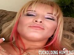 Watch me satisfy my big vaginal dp gangbang cock craving