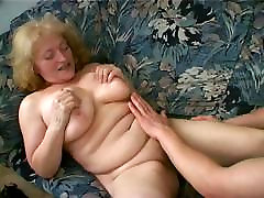 Chubby chloe big Likes Cum Dripping from her Chin