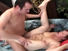 Chubby Milf adal sax Woman Masturbates Herself