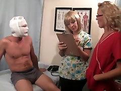 Medical Fetish - Prostate Stimulation Handjob
