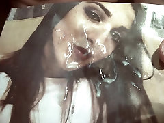 Tribute for therudebuy - facial for a lop kiss girl