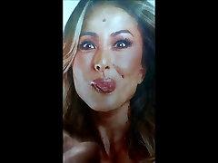 Sabrina Sato Huge Double Cum Tribute Brazilian celebrity