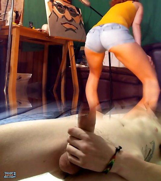 Twerking Große Titten Arsch Solo