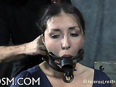 Babe receives wild torturing