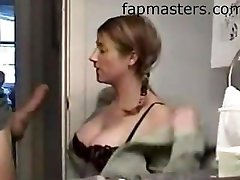 Wife Blows Husband