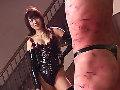 Natsuki torture play small whipping