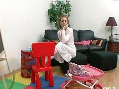 Babysitter putana