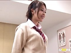 AzHotPorn.com - Quite An Experienced 20s Female Student