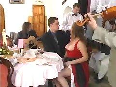 Zuzanna Gangbang in Restaurant by TROC