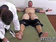 Fat mens naked feet gay Clint Gets Naked