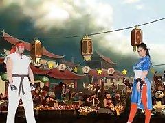 Ryu vs Chun li
