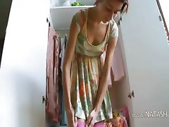 Natashas analhole pleasure and fingering