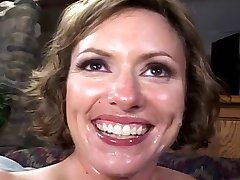 MILF Gets Picked Up, Fucked, And Facialized