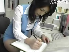 Cum inside office lady