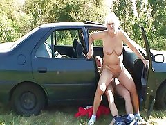 Granny On A Wild Ride 2