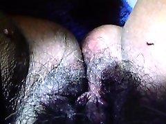 Cum very nice! Hairy Pussy.