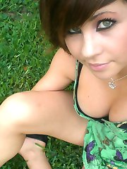 Hot girlfriends most intimate private pics