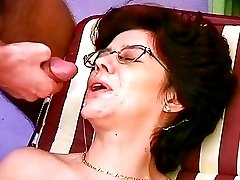 Milf Candice Gets Fucked Like Never Before in Hairy Poon
