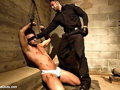 Jessie Colter is tied up and blindfolded in a prison cell. Officer Spencer Reed comes in to tell...