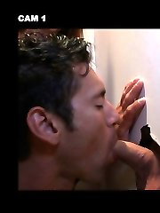 This swinger gets tricked into the unglory hole