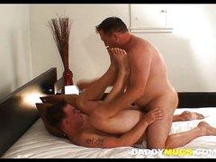 Daddy \'n\' boy