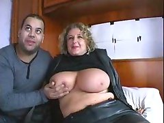 French natural BBW