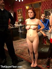 Senior slave Bella Rossi takes matters into her own hands when she realizes that if the...