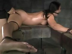 TIED UP AND FUCKED VERY HARD