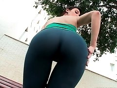To our pleasure, the girl is a big fan of anal sex. What more can you want from such a plendid model as Ana!