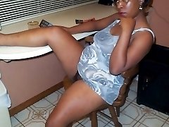 Taboo is a mature black woman who wants to get it on all over the house. Cum watch her getting...