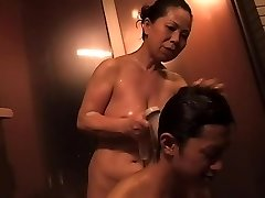 Huge tits bouncing as young girl gets laid