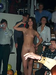 They don�t suspect somebody to watch them totally naked