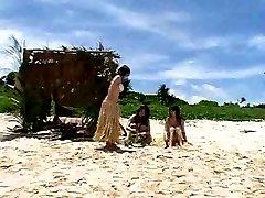 Big Tits Tropical Island Part 1