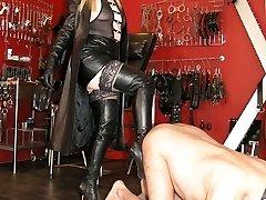 Humiliated Mutt Slave