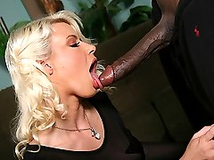 Annika Albrite Is An Interracial Black Cock Slut at Blacks On Blondes!